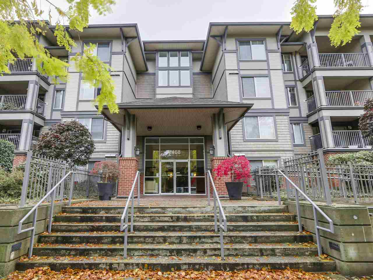 "Main Photo: 317 2468 ATKINS Avenue in Port Coquitlam: Central Pt Coquitlam Condo for sale in ""BORDEAUX"" : MLS(r) # R2118403"