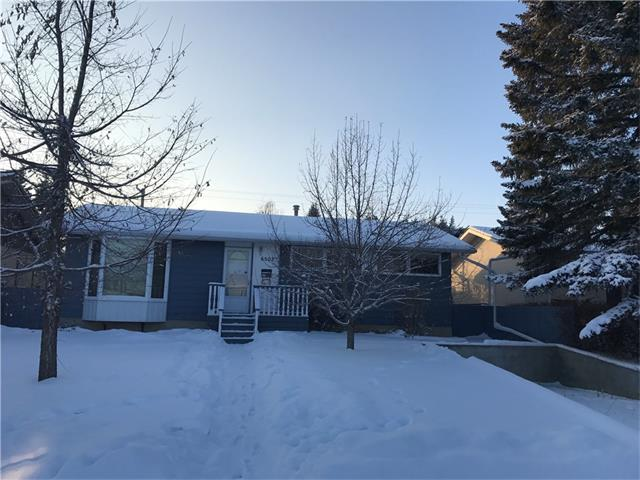 Main Photo: 6503 LONGMOOR Way SW in Calgary: Lakeview House for sale : MLS® # C4093341