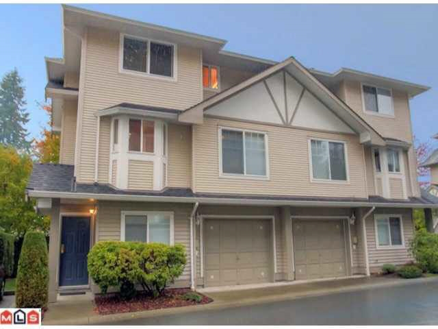 "Main Photo: 36 7640 BLOTT Street in Mission: Mission BC Townhouse for sale in ""Amberlea"" : MLS® # R2146565"