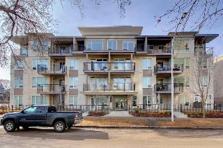 Main Photo: 406 9907 91 Avenue NW in Edmonton: Zone 15 Condo for sale : MLS(r) # E4057817