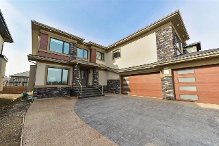 Main Photo: 909 WOOD Place NW in Edmonton: Zone 56 House for sale : MLS(r) # E4062432