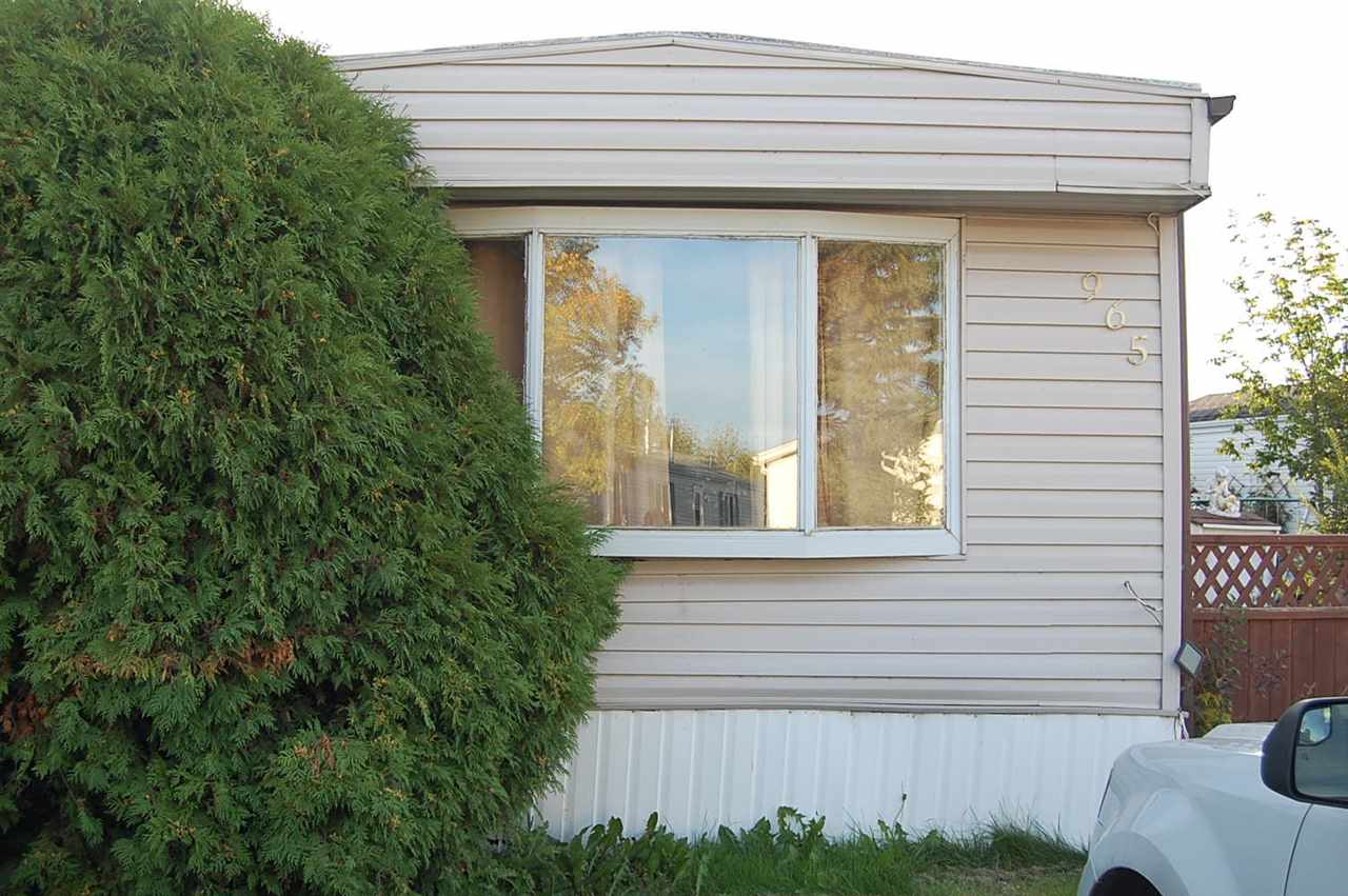 Main Photo: 53222 RR 272: Rural Parkland County Mobile for sale : MLS® # E4066795