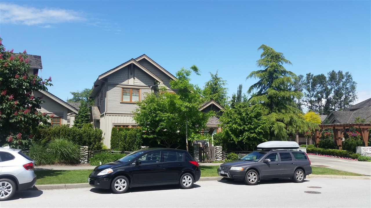 "Main Photo: 1 3109 161 Street in Surrey: Grandview Surrey Townhouse for sale in ""WILLS CREEK"" (South Surrey White Rock)  : MLS(r) # R2174484"