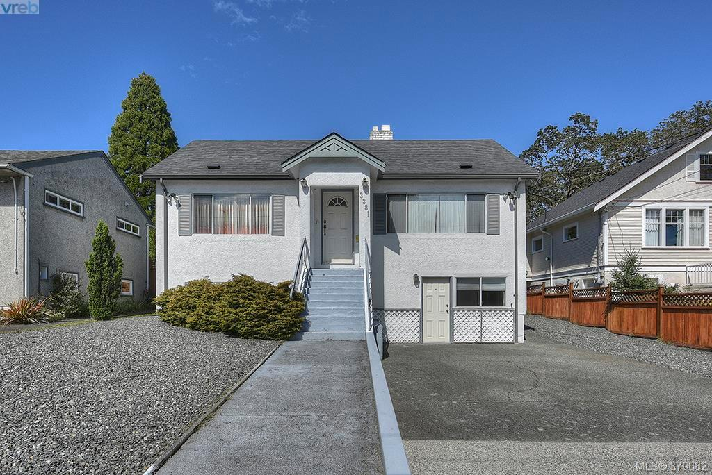 Main Photo: 3381 Cook Street in VICTORIA: SE Maplewood Single Family Detached for sale (Saanich East)  : MLS(r) # 379682