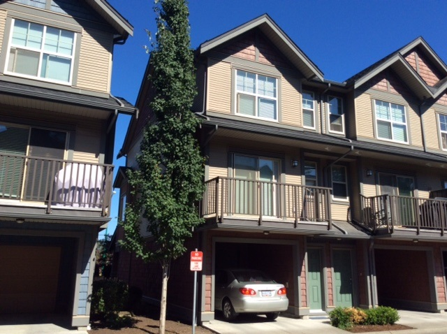 "Main Photo: 8 7121 192 Street in Surrey: Clayton Townhouse for sale in ""Allegro"" (Cloverdale)  : MLS® # R2188829"