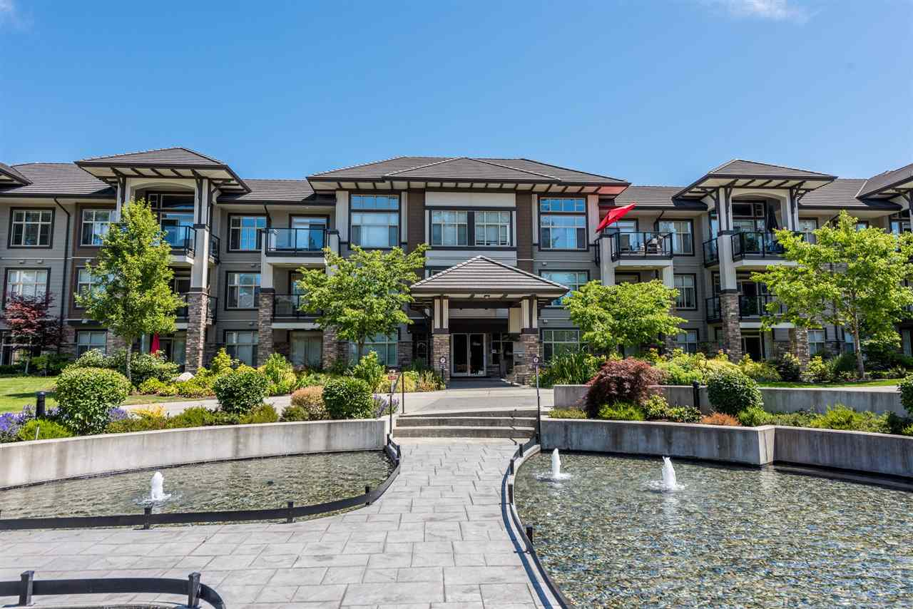 "Main Photo: 103 15185 36 Avenue in Surrey: Morgan Creek Condo for sale in ""EDGEWATER"" (South Surrey White Rock)  : MLS(r) # R2189179"