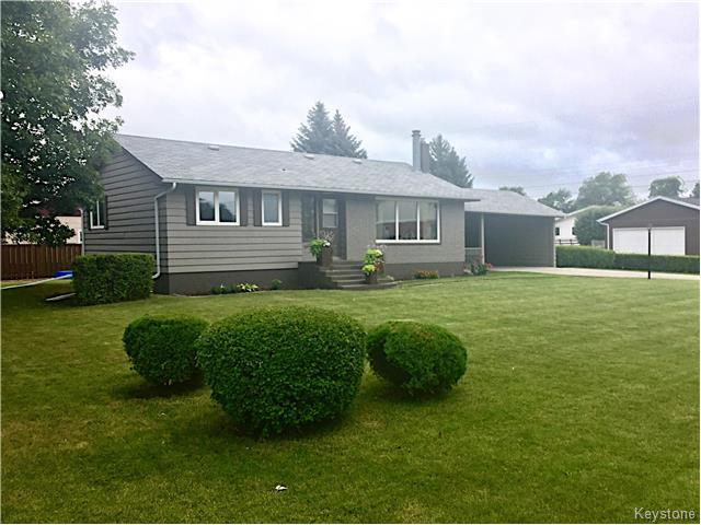 Main Photo: 618 DOROTHY Street in Dauphin: Northeast Residential for sale (R30 - Dauphin and Area)  : MLS®# 1721203