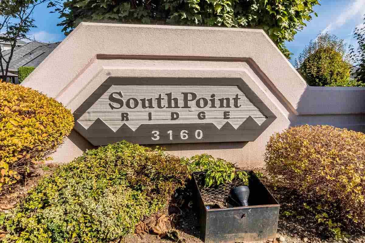 "Main Photo: 190 3160 TOWNLINE Road in Abbotsford: Abbotsford West Townhouse for sale in ""Southpoint Ridge"" : MLS® # R2211905"