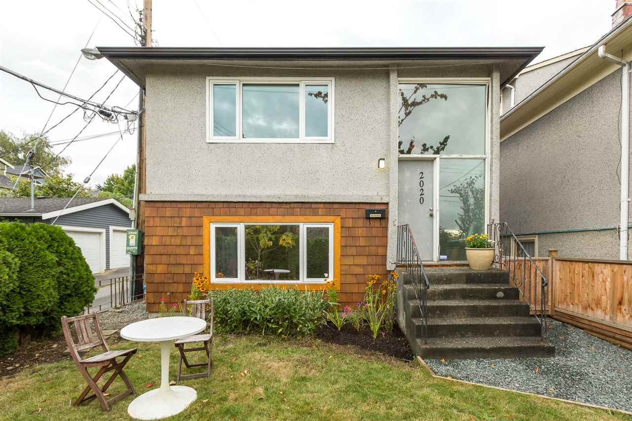 "Main Photo: 2020 VICTORIA Drive in Vancouver: Grandview VE House for sale in ""COMMERCIAL DRIVE"" (Vancouver East)  : MLS®# R2213057"