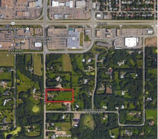 Main Photo: 52355 Range Road 233: Rural Strathcona County Rural Land/Vacant Lot for sale : MLS® # E4087371