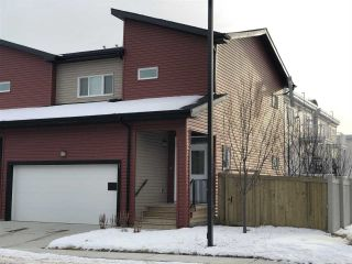 Main Photo:  in Edmonton: Zone 27 Townhouse for sale : MLS® # E4090267
