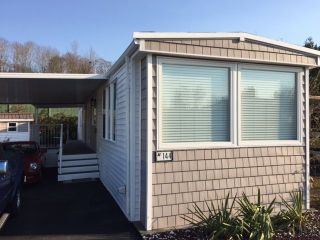 "Main Photo: 144 1840 160 Street in Surrey: King George Corridor Manufactured Home for sale in ""Breakaway Bays"" (South Surrey White Rock)  : MLS® # R2227579"
