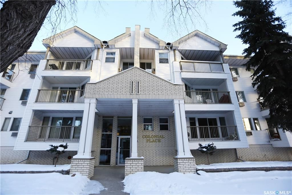 Main Photo: 102 428 4th Avenue North in Saskatoon: City Park Residential for sale : MLS®# SK719477