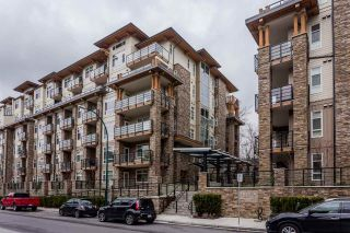 "Main Photo: 418 2495 WILSON Avenue in Port Coquitlam: Central Pt Coquitlam Condo for sale in ""Orchid Riverside Condos"" : MLS® # R2245484"