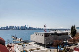 "Main Photo: 404 133 E ESPLANADE in North Vancouver: Lower Lonsdale Condo for sale in ""Pinnacle Residences at the Pier"" : MLS®# R2260112"