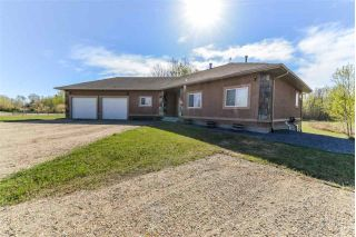Main Photo: 6 26516 TWP RD 514 Road: Rural Parkland County House for sale : MLS®# E4109922