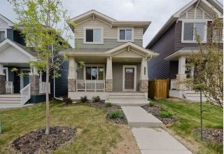 Main Photo: 3459 Weidle Way in Edmonton: Zone 53 House for sale : MLS®# E4113781