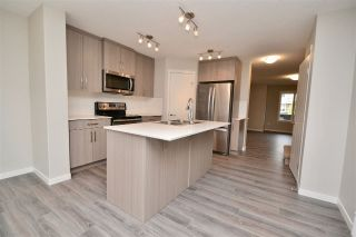 Main Photo: 1224 163 Street in Edmonton: Zone 56 House Half Duplex for sale : MLS®# E4114915