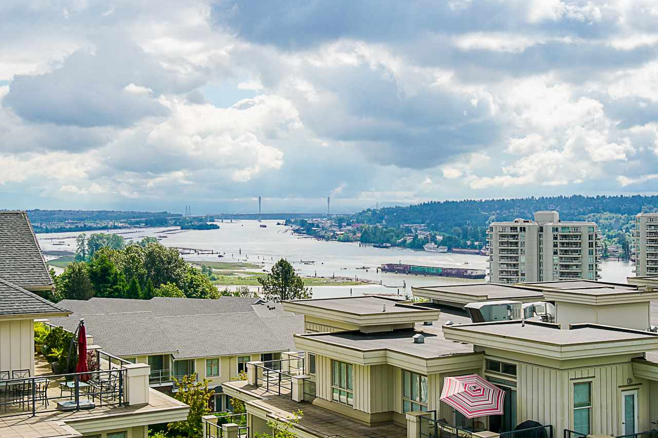 FEATURED LISTING: 406 - 285 ROSS Drive New Westminster