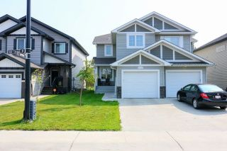 Main Photo: 17117 120 Street in Edmonton: Zone 27 House Half Duplex for sale : MLS®# E4126312