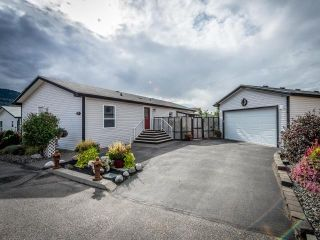 Main Photo: 21 768 E SHUSWAP ROAD in : South Thompson Valley Manufactured Home/Prefab for sale (Kamloops)  : MLS®# 148244
