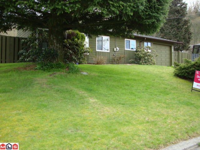 Main Photo: 3082 TODD Court in Abbotsford: Abbotsford East House for sale : MLS® # F1110209
