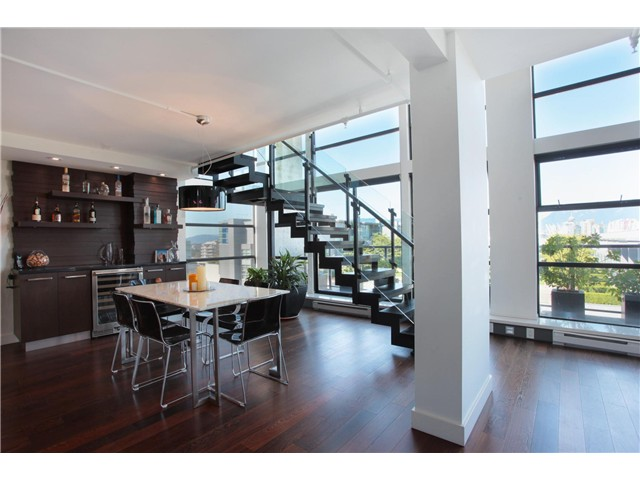 Photo 4: 707 428 W 8TH Avenue in Vancouver: Mount Pleasant VW Condo for sale (Vancouver West)  : MLS(r) # V970989