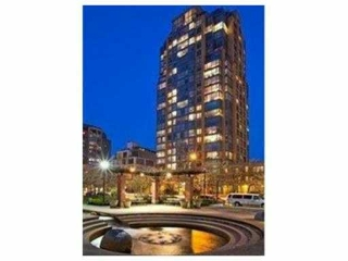 Main Photo: 1603 - 1188 Richards Street in Vancouver: Yaletown Condo for sale (Vancouver West)  : MLS® # V1000322