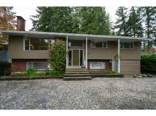 Main Photo: 4379 CAPILANO Road in North Vancouver: Canyon Heights NV House for sale : MLS® # V1061057