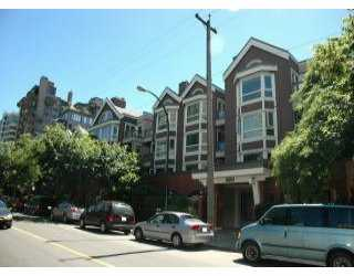 Main Photo: 203 1738 ALBERNI ST in Vancouver: West End VW Condo for sale (Vancouver West)  : MLS® # V601648