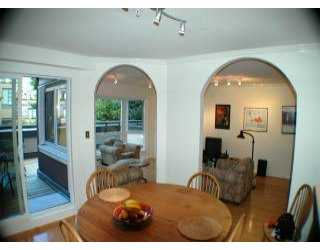 Photo 5: 203 1738 ALBERNI ST in Vancouver: West End VW Condo for sale (Vancouver West)  : MLS® # V601648