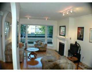 Photo 3: 203 1738 ALBERNI ST in Vancouver: West End VW Condo for sale (Vancouver West)  : MLS® # V601648