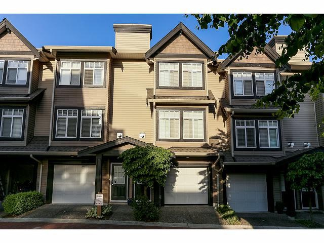 "Main Photo: 43 19448 68TH Avenue in Surrey: Clayton Townhouse for sale in ""NUOVO"" (Cloverdale)  : MLS®# F1412261"