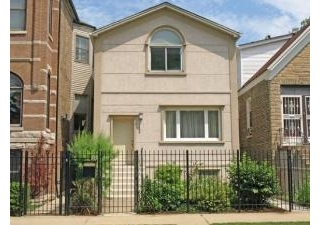 Main Photo: 1453 Oakley Boulevard in CHICAGO: West Town Single Family Home for sale ()  : MLS® # 08642916