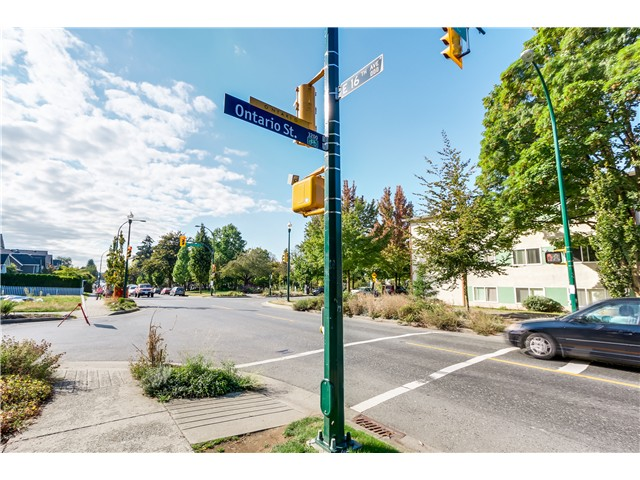 Photo 17: 202 3218 ONTARIO Street in Vancouver: Main Condo for sale (Vancouver East)  : MLS® # V1084215
