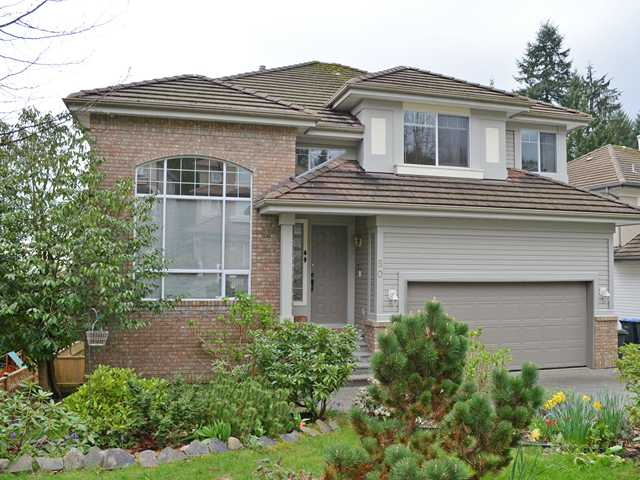 "Main Photo: 50 LINDEN Court in Port Moody: Heritage Woods PM House for sale in ""HERITAGE WOODS"" : MLS® # V1113659"