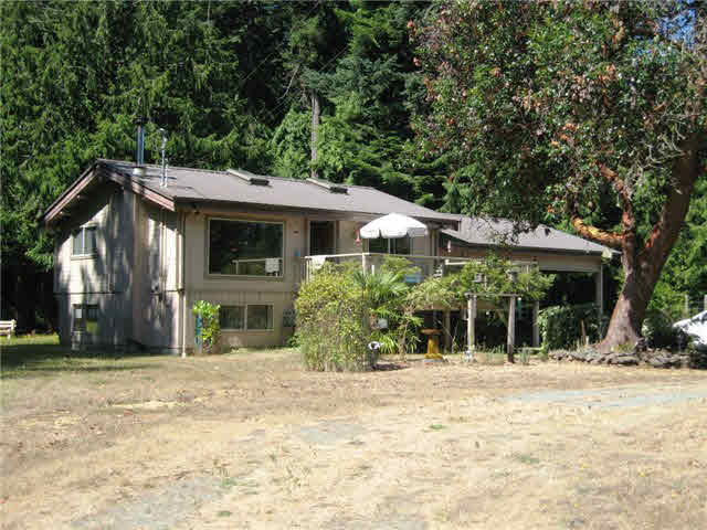 Main Photo: 1196 BURRILL Road: Galiano Island House for sale (Islands-Van. & Gulf)  : MLS®# V1135475