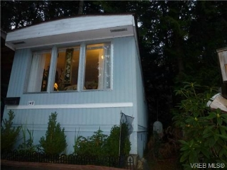Main Photo: 148 2500 Florence Lake Road in VICTORIA: La Florence Lake Manu Single-Wide for sale (Langford)  : MLS(r) # 358244