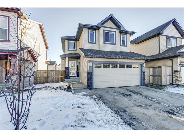 Main Photo: 41 ROYAL BIRCH Crescent NW in Calgary: Royal Oak House for sale : MLS® # C4041001