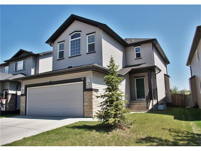 Main Photo: 99 DRAKE LANDING Crescent: Okotoks House for sale : MLS® # C4065741