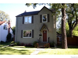 Main Photo: 105 Dunrobin Avenue in Winnipeg: Fraser's Grove Residential for sale (3C)  : MLS®# 1623700