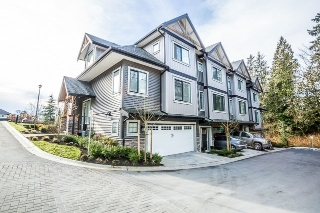 "Main Photo: 12 23709 111A Avenue in Maple Ridge: Cottonwood MR Townhouse for sale in ""FALCON HILL TOWNHOMES"" : MLS® # R2135143"