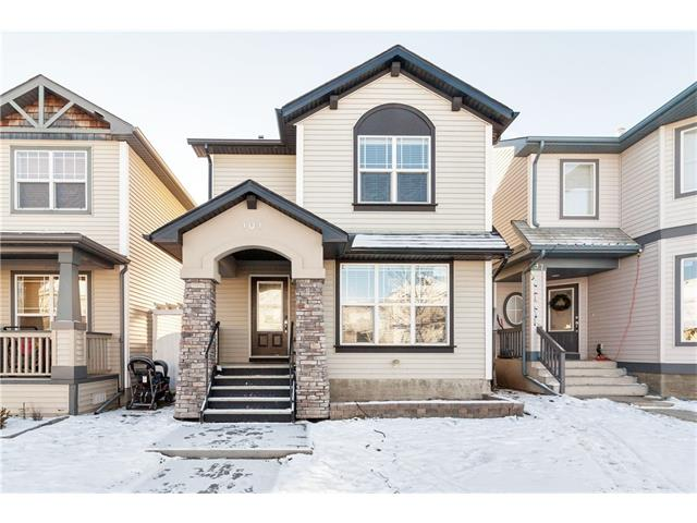 Main Photo: 101 PRESTWICK Heights SE in Calgary: McKenzie Towne House for sale : MLS® # C4096709