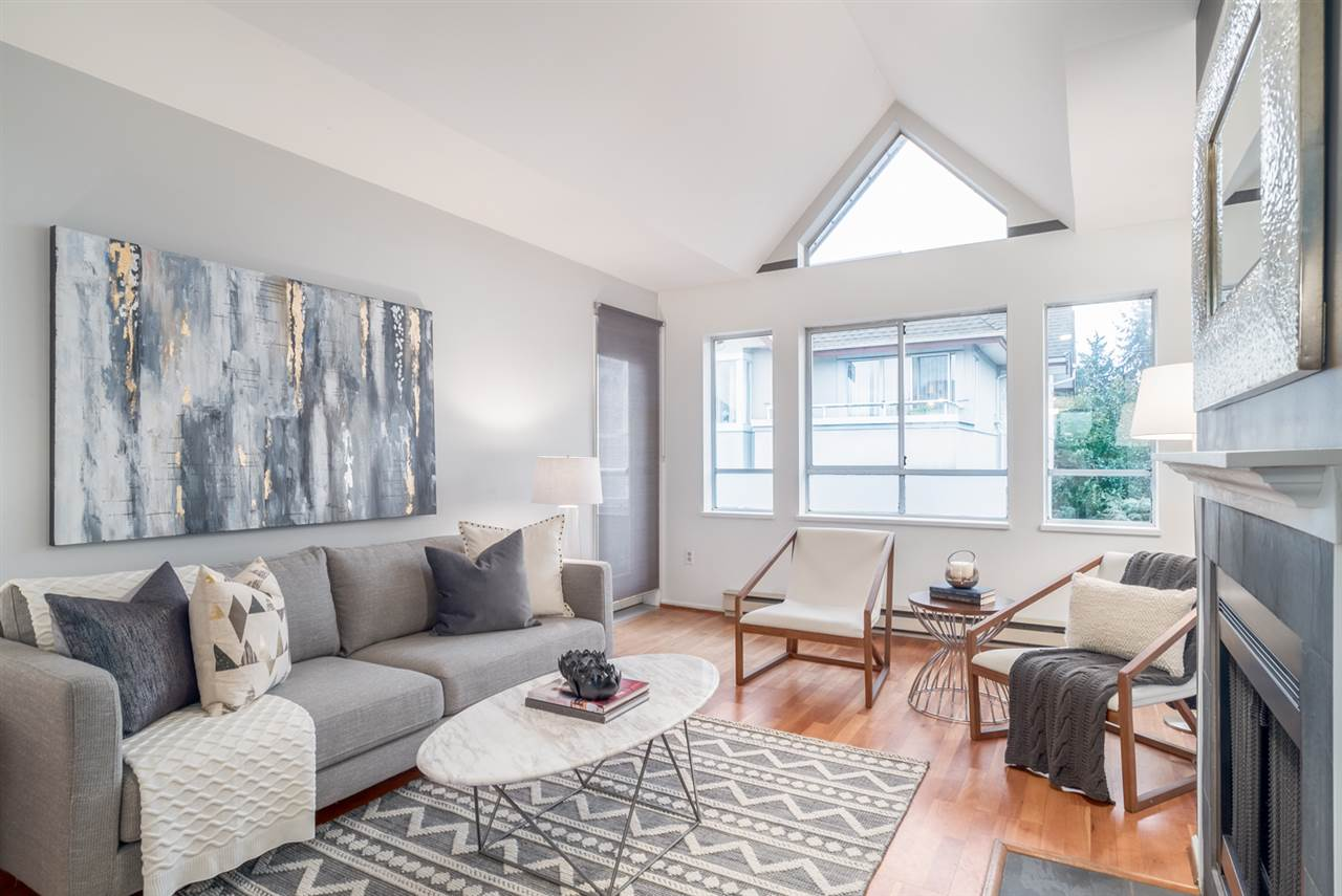 "Main Photo: 307 1876 W 6TH Avenue in Vancouver: Kitsilano Condo for sale in ""Heritage at Cypress"" (Vancouver West)  : MLS®# R2143706"