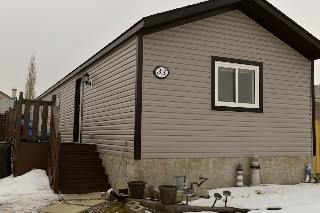 Main Photo: 33 Sunset Boulevard: Spruce Grove Manufactured Home for sale : MLS(r) # E4056167