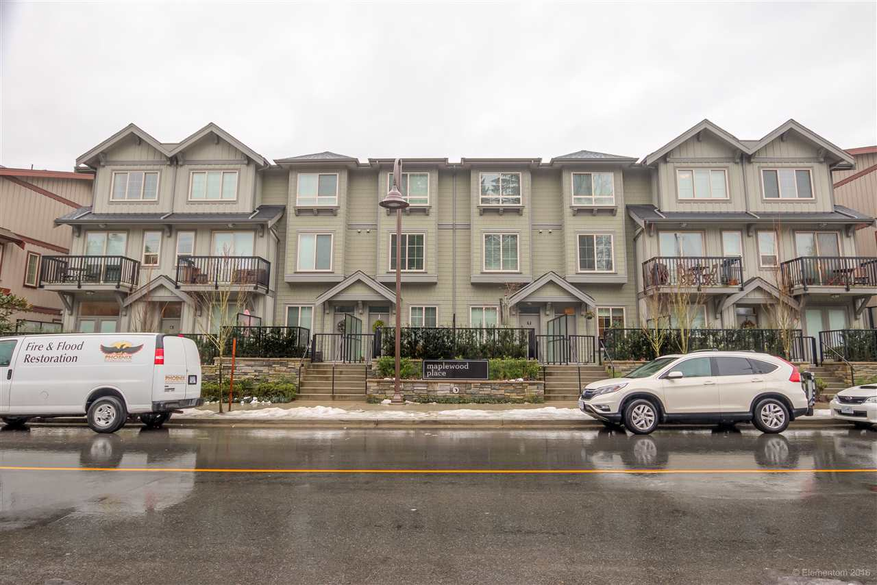 Photo 15: 61 433 SEYMOUR RIVER Place in North Vancouver: Seymour NV Townhouse for sale : MLS® # R2153443