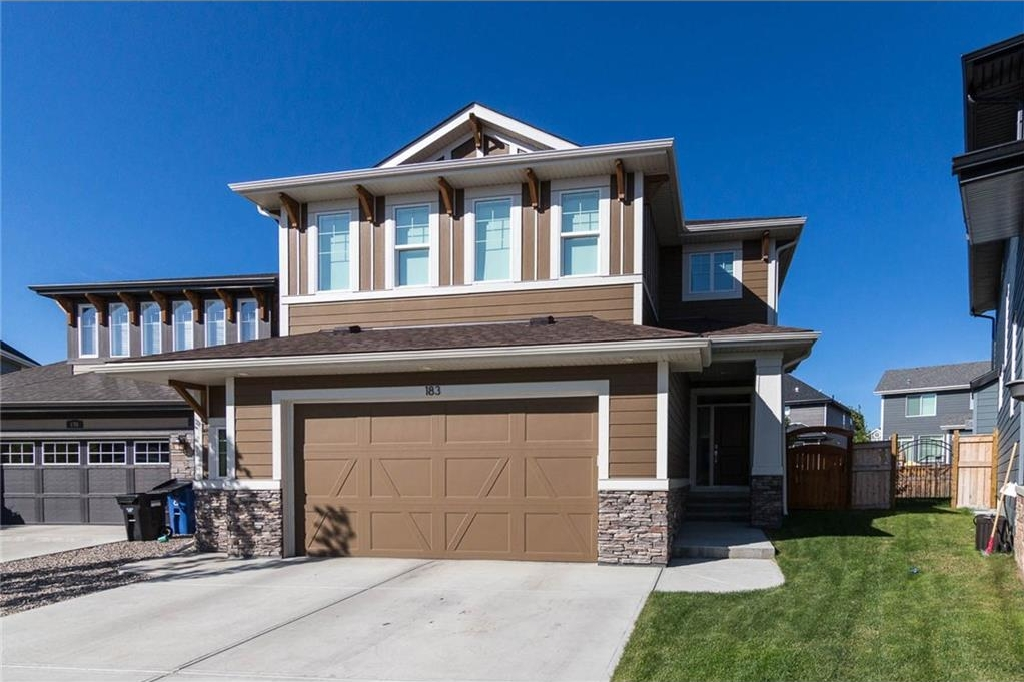 Main Photo: 183 AUBURN SOUND Circle SE in Calgary: Auburn Bay House for sale : MLS(r) # C4123018