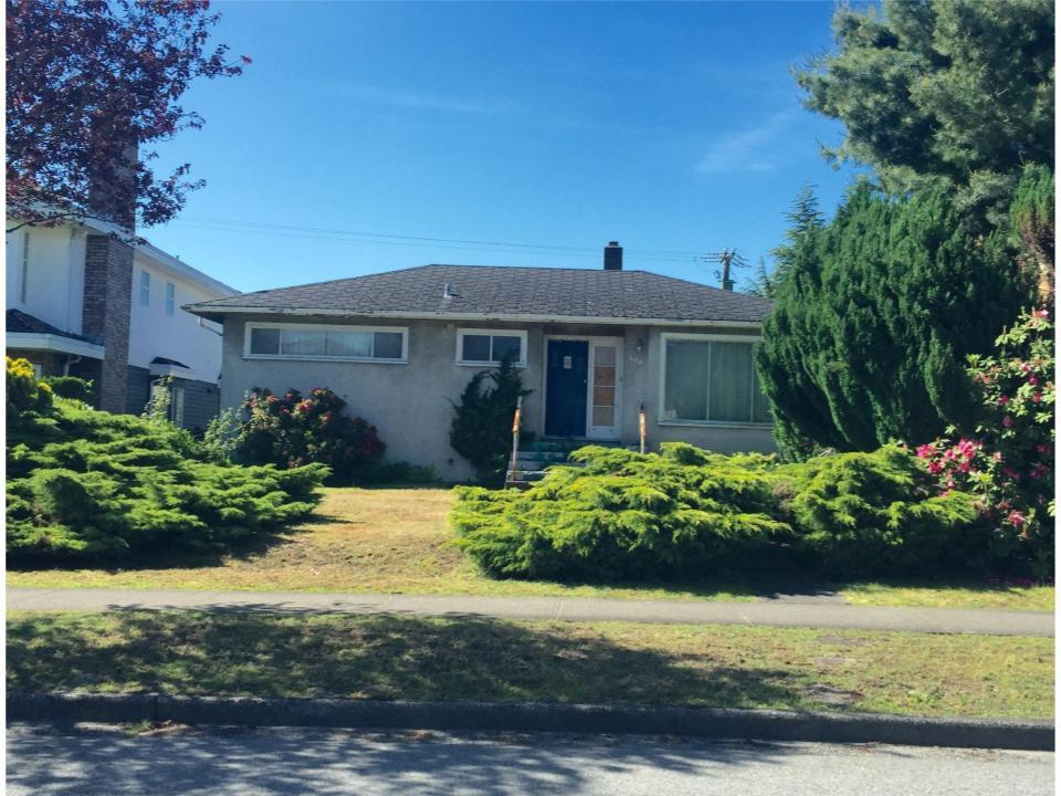 Main Photo: 458 W 44TH Avenue in Vancouver: Oakridge VW House for sale (Vancouver West)  : MLS® # R2181513