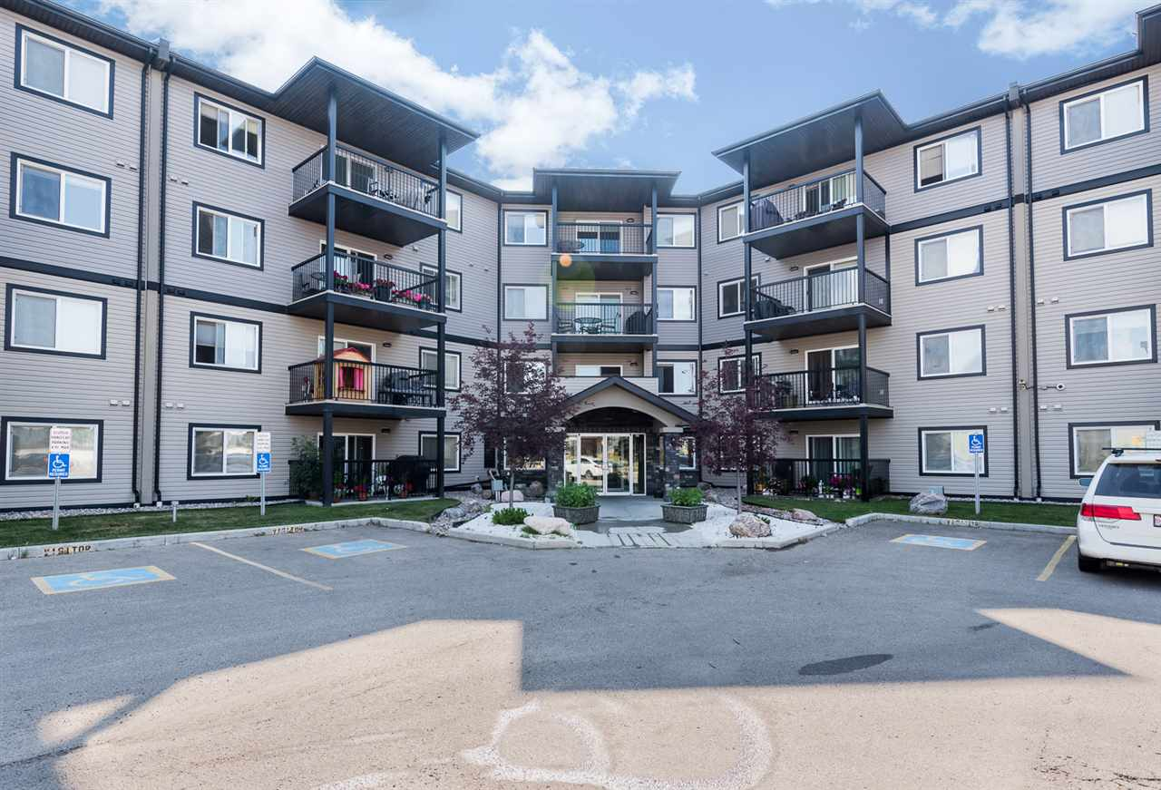 Main Photo: 210 5951 165 Avenue in Edmonton: Zone 03 Condo for sale : MLS® # E4073791