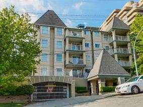 Main Photo: 206 1035 AUCKLAND Street in New Westminster: Uptown NW Condo for sale : MLS®# R2194763